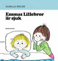 Emmas lillebror �r sjuk (kartonnage)