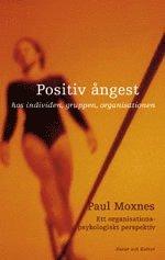 Positiv �ngest : hos individen, gruppen och organisationen : ett organisationspsykologiskt perspektiv (inbunden)