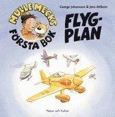 Mulle Mecks f�rsta bok : flygplan (inbunden)