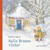Nalle Brunos vinter (inbunden)