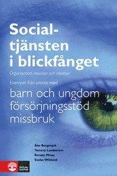 Socialtj�nsten i blickf�nget : organisation, resurser och insatser (h�ftad)