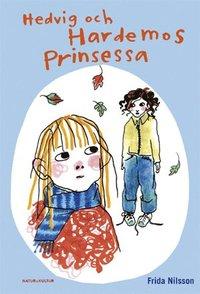 Hedvig och Hardemos prinsessa (inbunden)