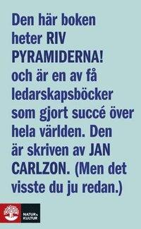Riv pyramiderna! : en bok om den nya m�nniskan, chefen och ledaren (pocket)