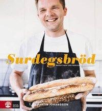 Surdegsbr�d : recept och tips fr�n en hemmabagare (kartonnage)