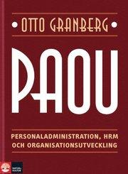 PAOU : personaladministration HRM och organisationsutveckling