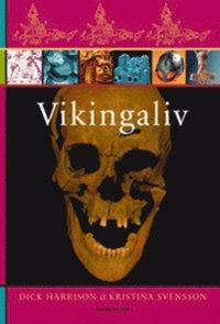 Bokomslag Vikingaliv (inbunden)