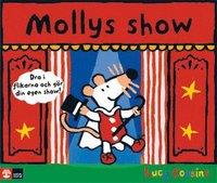 Mollys show (inbunden)