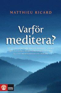 Varf�r meditera? (h�ftad)