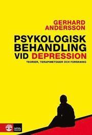 Psykologisk behandling vid depr (inbunden)