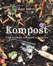 Kompost från hushåll trädgård och latrin