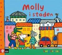 Molly i staden (inbunden)
