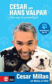 Cesar och hans valpar : Från valp till perfekt hund (inbunden)