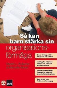 S� kan barn st�rka sin organisation (kartonnage)