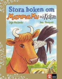 Stora boken om Mamma Mu och Kr�kan (kartonnage)