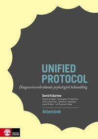 Unified protocol Arbetsbok: Diagnos�verskridande psykologisk behandling (h�ftad)