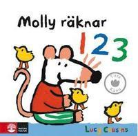 Molly r�knar 1 2 3 (kartonnage)