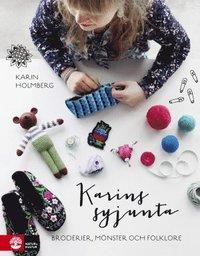 Karins syjunta : broderier, m�nster och folklore (inbunden)
