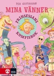 Mina vänner : prinsessans kompisbok