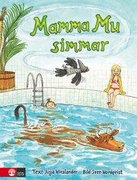 Mamma Mu simmar (inbunden)