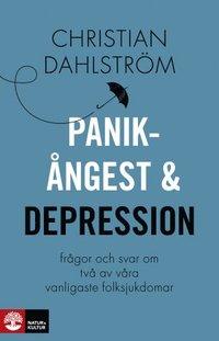 Panik�ngest och depression : fr�gor och svar om tv� av v�ra vanligaste folksjukdomar (h�ftad)