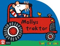 Mollys traktor (kartonnage)