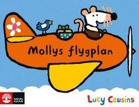 Mollys flygplan (h�ftad)