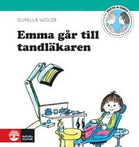 Emma g�r till tandl�karen (inbunden)