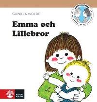 Emma och lillebror (kartonnage)
