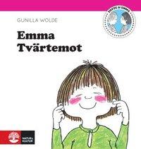 Emma tv�rtemot (inbunden)