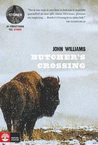 Butcher's Crossing (inbunden)