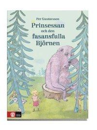 Prinsessan och den fasansfulla Bj�rnen (inbunden)