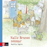 Nalle Brunos sommar (h�ftad)