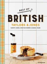 Best of British : Taylors & Jones (inbunden)
