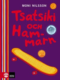 Tsatsiki och Hammarn (inbunden)