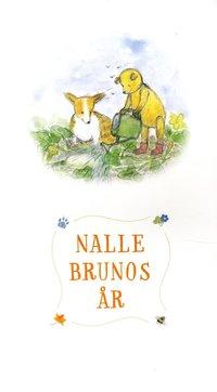 Nalle Brunos �r : v�ggalmanacka (h�ftad)