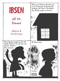 Ibsen p� en timme (h�ftad)