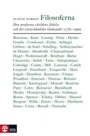 Filosoferna : den moderna världens födelse och det västerländska tänkandet 1776-1900