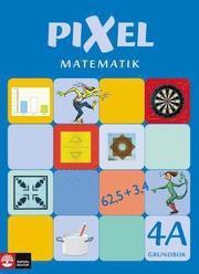 Pixel matematik 4A Grundbok