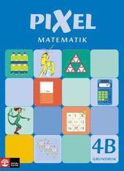 Pixel matematik 4B Grundbok