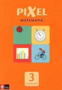 Pixel matematik 3 �vningsbok (h�ftad)