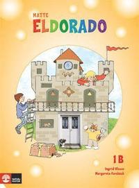 Eldorado, matte 1B Grundbok (h�ftad)