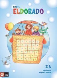 Eldorado, matte 2A Grundbok (pocket)