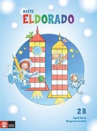 Eldorado, matte 2B Grundbok (h�ftad)