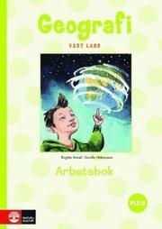 PULS Geografi 1-3 Arbetsbok