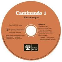 Caminando 1 L�robok ers�ttnings-cd (mp3), 3:e upplagan (h�ftad)