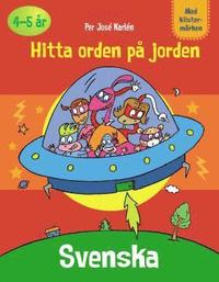 Hitta orden p� jorden, svenska (h�ftad)