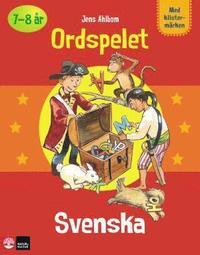Ordspelet, svenska (h�ftad)