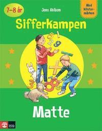 Sifferkampen, matte (h�ftad)