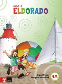 Eldorado, matte 4A Grundbok (h�ftad)