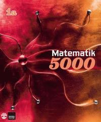 Matematik 5000 Kurs 1a R�d L�robok (h�ftad)
